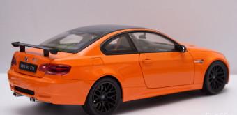 KDW BMW E92 M3 GTS 1:18 다이캐스트 모형자동차