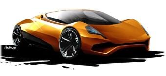 [자동차 스케치] - 컨셉카 디자인 스케치_4 : 페라리, 르노, BMW