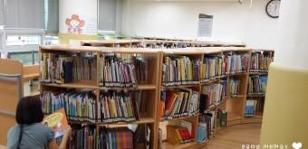 동탄복합문화센터 도서관 - 유아자료실(유아도서관)