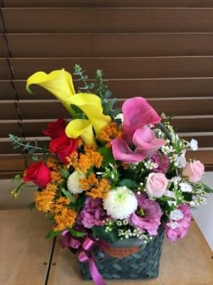 꽃바구니,,   블로그