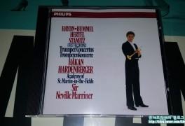 하이든 트럼펫협주곡, 라일락, 봄비, 하르덴베리에르