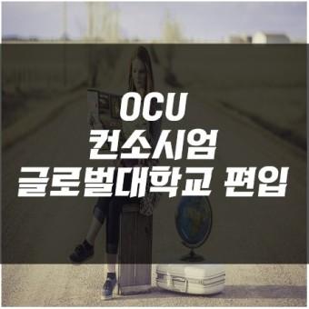 OCU 컨소시엄사이버캠퍼스 글로벌대학교 편입학 과정?