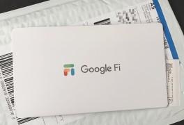 Google Fi: 미국 구글 파이 요금제 한달 사용 후기