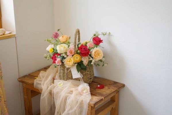 정발산꽃집 일산꽃집 일산꽃배달 / 생신생일꽃바구니 일산꽃바구니 꽃바구니배송 | 블로그