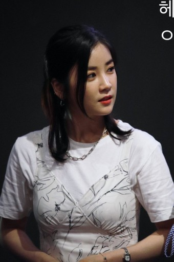 200710~11 영화 불량한가족 무대인사 박초롱 프리뷰