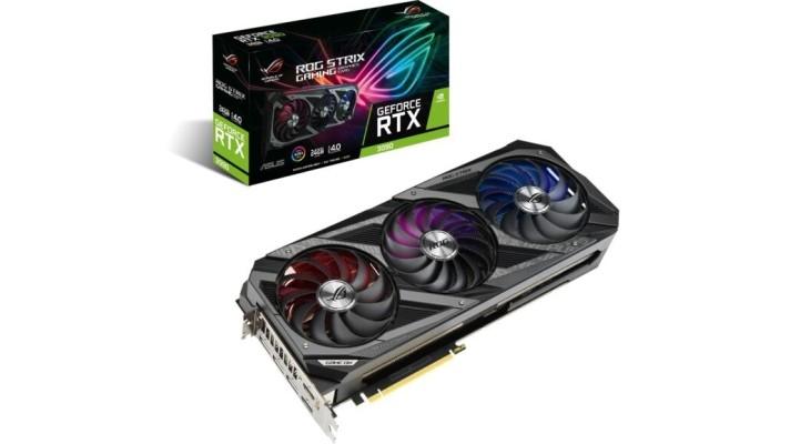 (아수스) ASUS ROG STRIX & TUF 게이밍 GeForce RTX3090, RTX3080, RTX3070 | 블로그