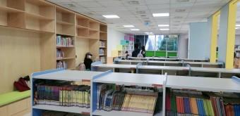 리뉴얼된 기흥도서관 어린이자료실 재개관