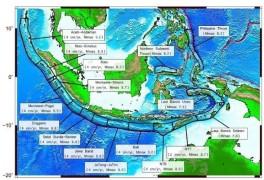 자바 지진으로 파손된 집들 사진을 보면서.(인도네시아 지진...