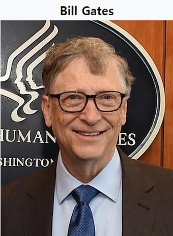 빌 게이츠(Bill Gates)