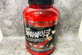 단백질쉐이크추천은 김종국 칼로바이
