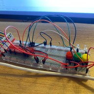 [RaspberryPI] 라즈베리파이 버튼으로 LED 소자 LED On/Off 예제!