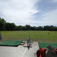 코타키나발루 골프 연습장(린타스) 오후에는 완전 뙤악볕😩