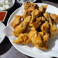210603 : 어제먹은 치맥, 또또넛넛, 신랑표 김밥