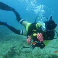 코타키나발루에서 펀다이빙 즐기기