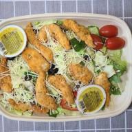 [이마트 트레이더스 샐러드] 치킨텐더 샐러드 🥗 칼로리 및 맛 후기