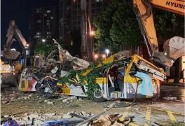 참혹했던 광주 건물 붕괴 사고가 일어난 이유 광주 붕괴 사고...
