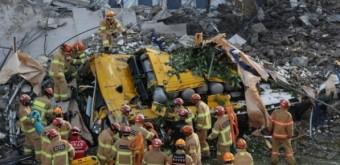 광주 건물 붕괴 버스(사고, 사망자, 블랙박스, 위치, 시공사)