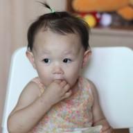 아이배냇 바사삭 순쌀칩 아기쌀과자로 찜 (w. 아기과자 먹는 시기)