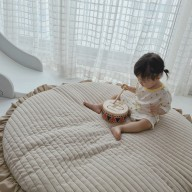 모르비도 아기원형러그 아기방인테리어 꿀템