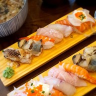 강동구 명일 맛집 평일에도 줄서서 먹는, 초밥 스시혼