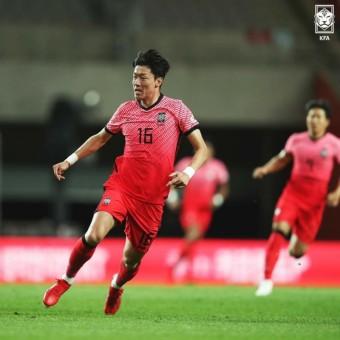 [올림픽 축구대표팀] 아르헨티나 평가전, 생생포토 대한민국 1-2  프랑스