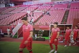 2020 도쿄올림픽 남자축구 조별리그(B조) 1경기 대한민국 vs...