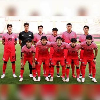 한국 축구 국가대표 일정 중계 - 축구 남자 B조 루마니아 대한민국 (도쿄올림픽)