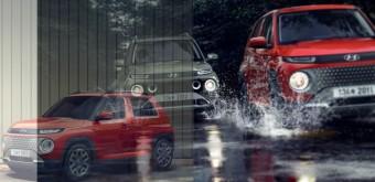 현대자동차 경형 스포츠유틸리티차량 SUV 캐스퍼(AX1) 천만원 초중반에서 출시 임박