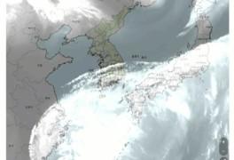 14호 태풍 CHANTHU(찬투) 올라옵니다