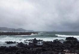 14호 태풍 찬투 이동경로 그리고 실시간 제주도 날씨