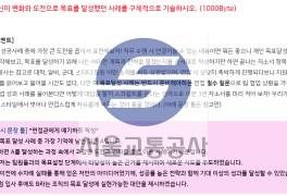 [서교공 자소서] 서울교통공사 자기소개서 쓰는 법(Ft.적부)