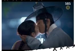 드라마 홍천기 5~6회 : 홍천기와 하람, 남녀주인공의 키스에...