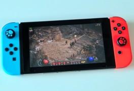 디아블로2 레저렉션 닌텐도 스위치 후기 디아2 PC와 차이점