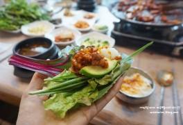 약돌돼지맛집 생생정보에 나온 옹기에한가득