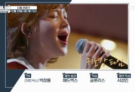 캡쳐) 201229 미쓰백 12회에 등장한 디아크 전민주(유소)
