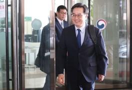 """김동연 """"서울시장 불출마, 지금 필요한 건 세력교체"""""""