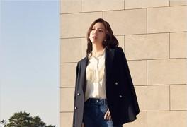 롯데홈쇼핑 폴앤조 2021 신상 서지혜 패션 속 여자 봄 자켓...