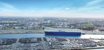 [물류매거진] 현대글로비스, 완성차 해상운송 비계열 매출 비중 55% 역대 최대