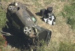 타이거우즈 교통사고