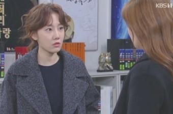 드라마 누가 뭐래도 정민아, 결국 유산으로 정헌.. 문희경을 원망