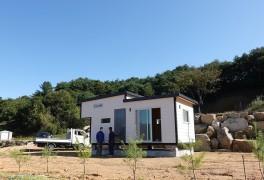 이동식주택 KBS 생생정보에 출연한 같은 모델