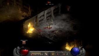 디아블로2 레저렉션 액트1 공략 검은 습지, 잊힌 탑, 탑의 폐허