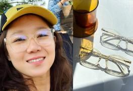오늘부터 무해하게 공효진 투명 뿔테 어디 브랜드 안경?
