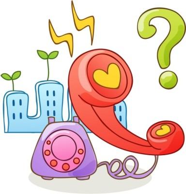 ♥움직이는♥전화기♥이모티콘♥