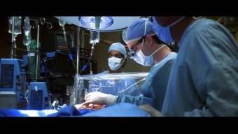 수술중 일어난 심장정지 .. 영화 <시티 오브 엔젤> 중에서 ..