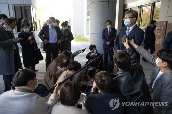 '뇌물·횡령' MB 징역 17년 확정 | 포토뉴스