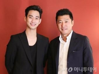 파라다이스, 김수현 영화 '리얼'에 80억 후원·투자