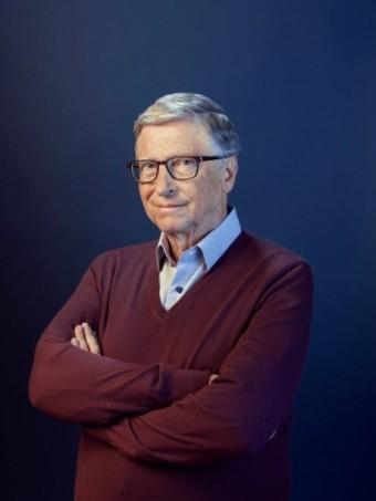 """빌 게이츠 """"기후변화 해결 못하면 대규모 내전·혼란 온다"""""""