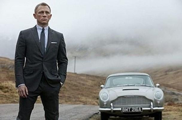 '007스카이폴', 개봉 5일만에 100만 돌파 | 포토뉴스