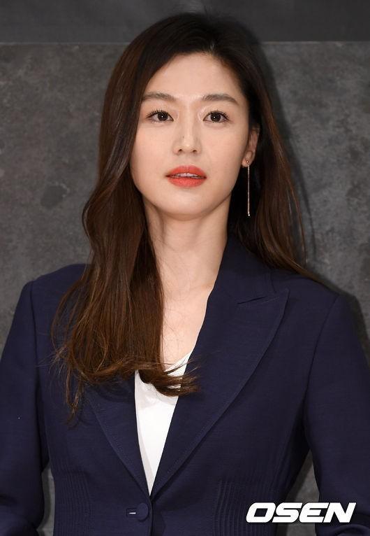 韓国人気芸能人・第10位 チョン・ジヒョン